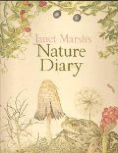 9780688035594: Janet Marsh's Nature Diary