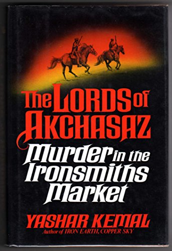 9780688036089: Murder in the Ironsmiths Market (His the Lords of Akchasaz : Pt. 1)