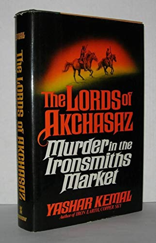 9780688036089: The Lords of Akchasaz, Part 1: Murder in the Ironsmiths Market