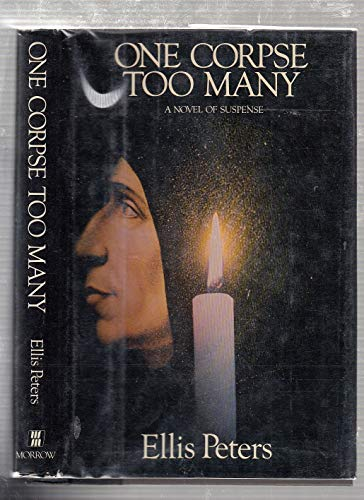 9780688036300: One Corpse Too Many: A Medieval Novel of Suspense