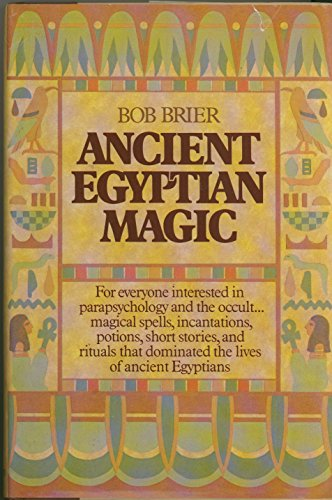 9780688036546: Ancient Egyptian magic
