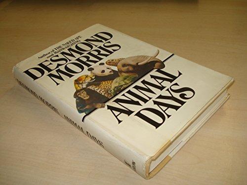 9780688036669: Title: Animal days