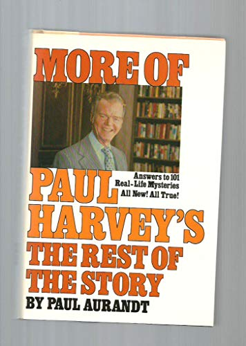 9780688036690: More of Paul Harvey's The Rest of the Story