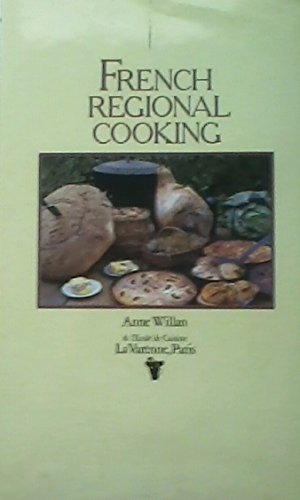 9780688036706: French regional cooking