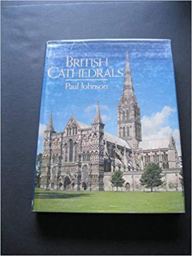 9780688036720: British cathedrals