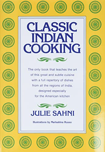 9780688037215: Classic Indian Cooking