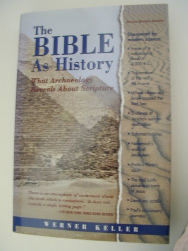 9780688037246: The Bible As History (English and German Edition)