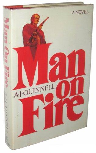 9780688037437: Man on Fire