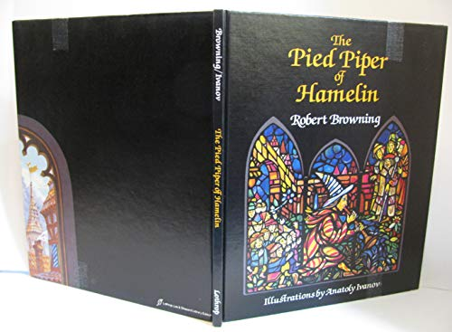 The Pied Piper of Hamelin.: Browning, Robert