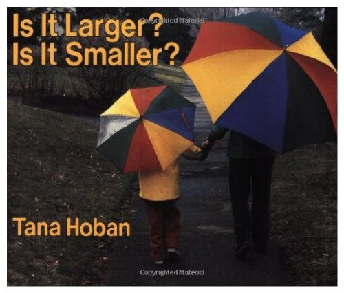 9780688040277: Is it larger? Is it smaller?