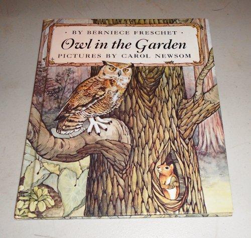 9780688040475: Owl in the Garden