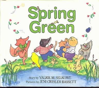 9780688040550: Spring Green