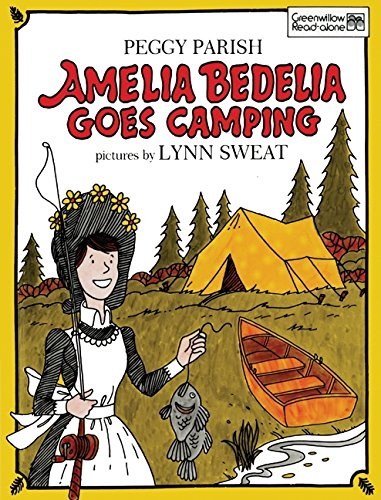 9780688040574: Amelia Bedelia Goes Camping (Greenwillow Read-Alone)