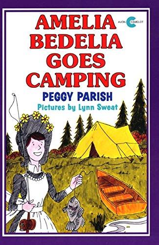 9780688040581: Amelia Bedelia Goes Camping