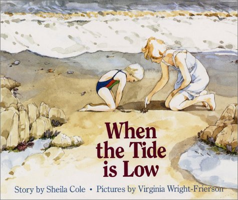 When the Tide is Low [Signed Copy]: Sheila Cole