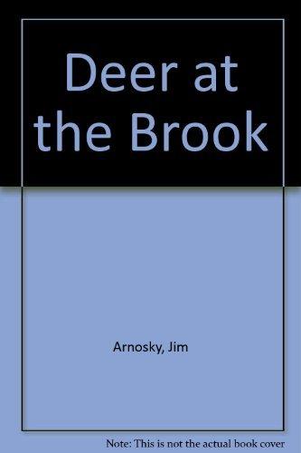 9780688040994: Deer at the Brook