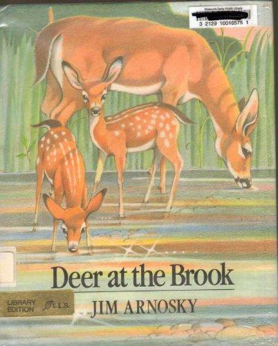 9780688041007: Deer at the Brook