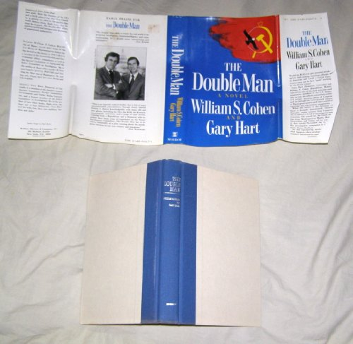 The Double Man: Cohen, William S., Hart, Gary (signed)
