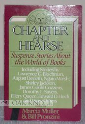 Chapter and Hearse: Suspense Stories About the World of Books