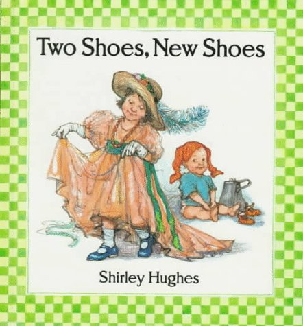 9780688042073: Two Shoes, New Shoes (Nursery Collection)