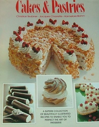 9780688042189: Cakes and Pastries