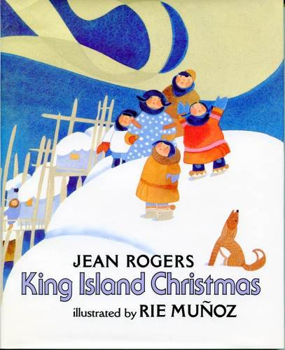 King Island Christmas: Jean Rogers; Illustrator-Rie
