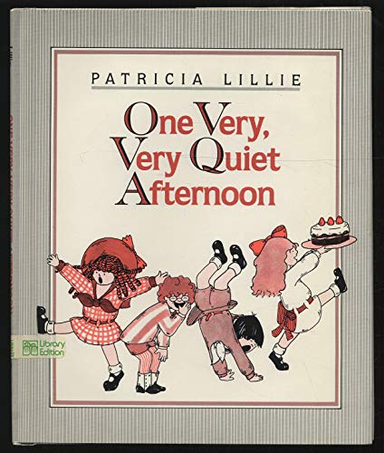 9780688043230: One Very, Very Quiet Afternoon
