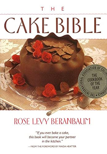 9780688044022: The Cake Bible
