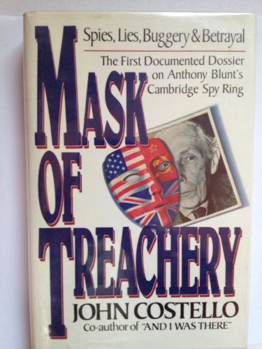 9780688044831: Mask of Treachery