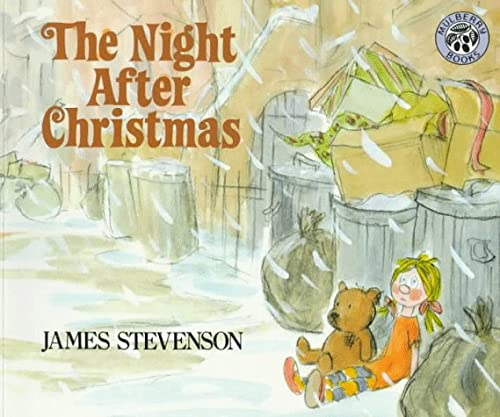 9780688045906: The Night After Christmas