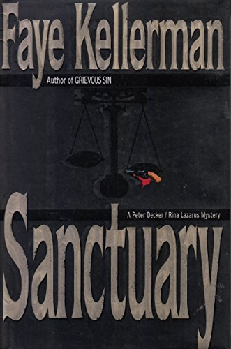 9780688046125: Sanctuary: A Peter Decker/Rina Lazarus Mystery