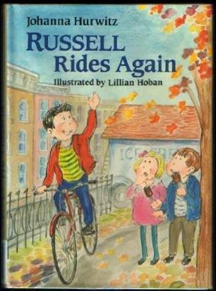 Russell Rides Again: Hurwitz, Johanna