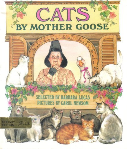 9780688046347: Cats by Mother Goose