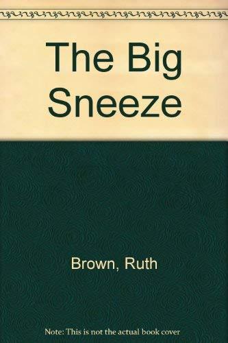 9780688046668: The Big Sneeze