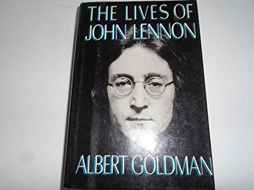 9780688047214: The Lives of John Lennon