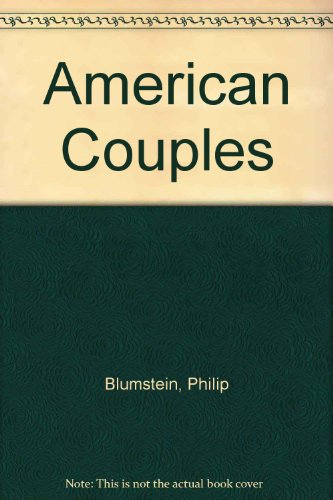 9780688047856: American Couples