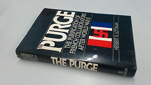 The Purge: Lottman, Herbert R.