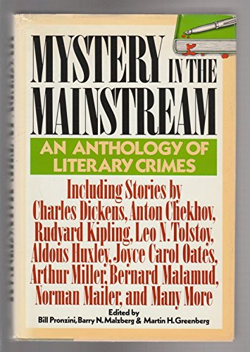 Mystery in the Mainstream : An Anthology: Pronzini, Bill; Greenberg,