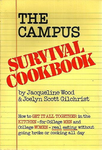 9780688050306: The Campus Survival Cookbook 1