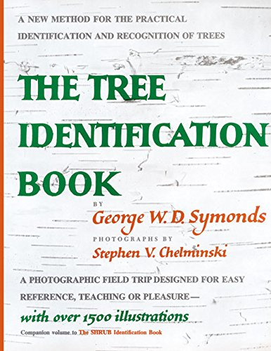 The Shrub Identification Book : The Visual Method for the Practical Identification of Shrubs Incl...