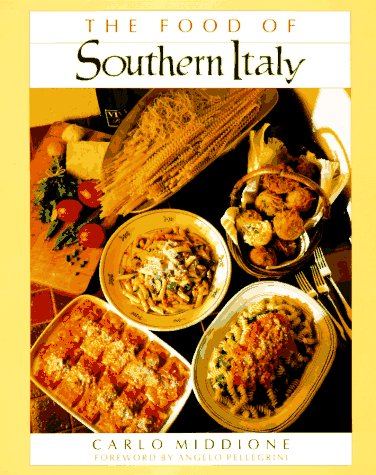 9780688050429: The Food of Southern Italy
