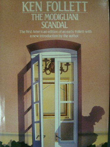 9780688051198: The Modigliani Scandal