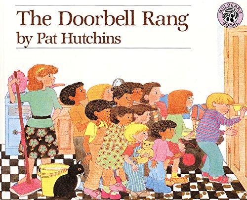 The Doorbell Rang: Pat Hutchins; Illustrator-Pat Hutchins