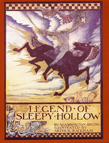 The Legend of Sleepy Hollow (Books of: Irving, Washington