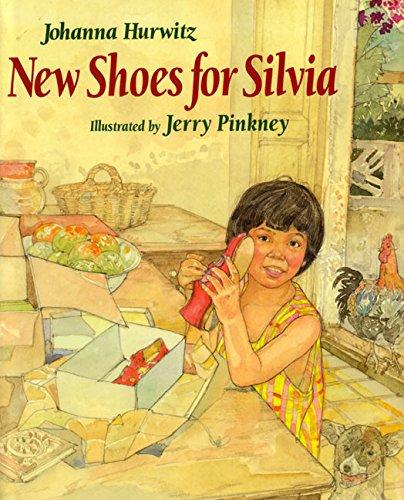 New Shoes for Silvia: Hurwitz, Johanna