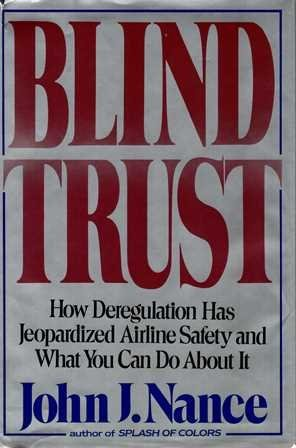 9780688053604: Blind Trust