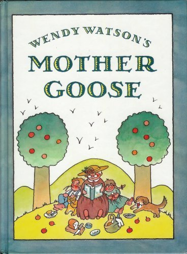 9780688057084: Wendy Watson's Mother Goose