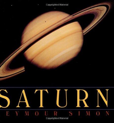 9780688057992: Saturn