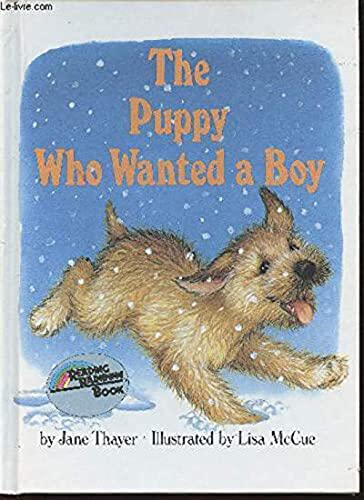 9780688059446: The Puppy Who Wanted a Boy