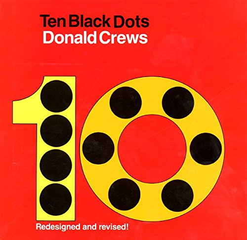 Ten Black Dots (0688060684) by Donald Crews